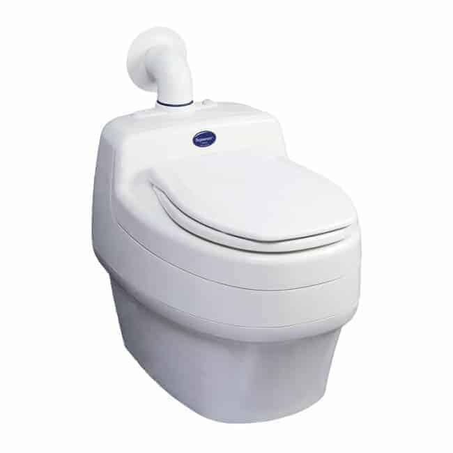 Separett Toalettpaket Urinsep. Villa 9000 Burn