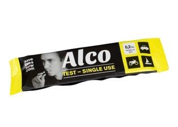 Alco Engångs-alkotest