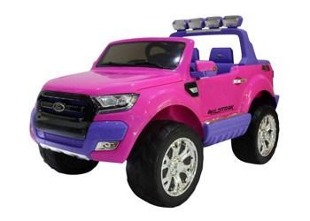 Ford Ranger Fyrhjulsdrift - Rosa Deluxe