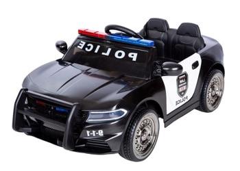 Azeno polisbil med ljud och ljus