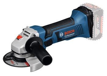 Bosch GWS 18-125 V LI