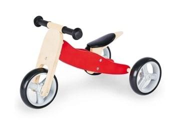 Pinolino Kombi Trehjuling och Springcykel